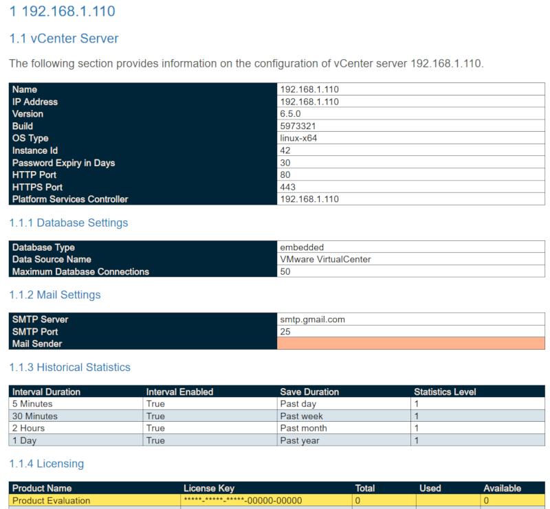 As-Built-Report